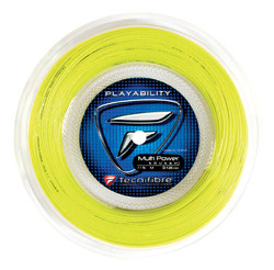 Tecnifibre MultiPower Yellow 1,25 mm (115 m)