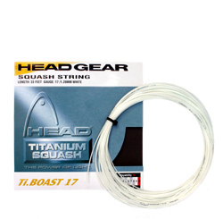 Head Ti.Boast Squash 1,20 mm